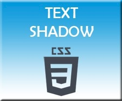 CSS3 Text Shadow
