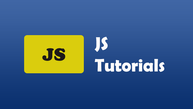 Your first Javascript Example