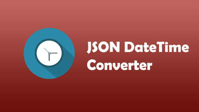 JSON Datetime converter