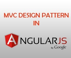AngularJS MVC Design Pattern