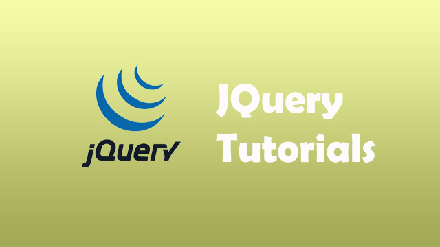 Event Handling in JQuery