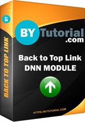 Free DNN Module Back to Top Link