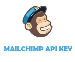 How to generate API key in MailChimp