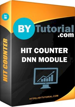 Free DNN Module Hit Counter