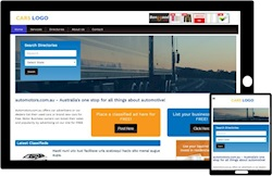 Free Bootstrap Template - CarAuto Theme