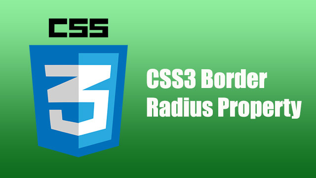 How to create rounded image using CSS3?