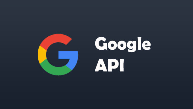 Google API Tutorial