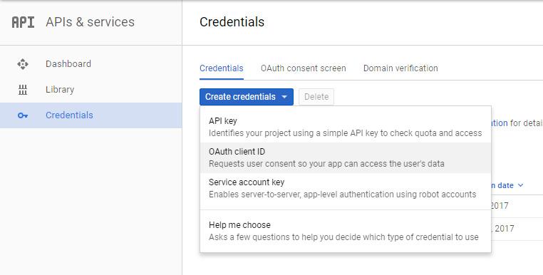 Google Drive API using Javascript
