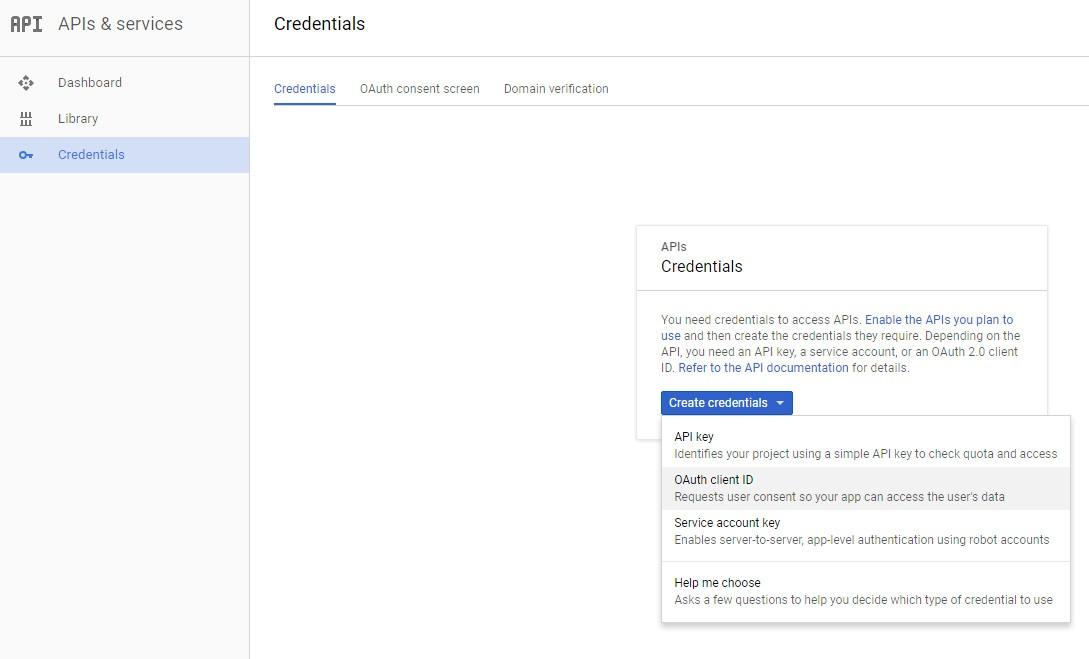 Google Analytics API Tutorial using JavaScript